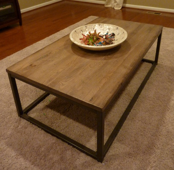 New Coffee Table Find