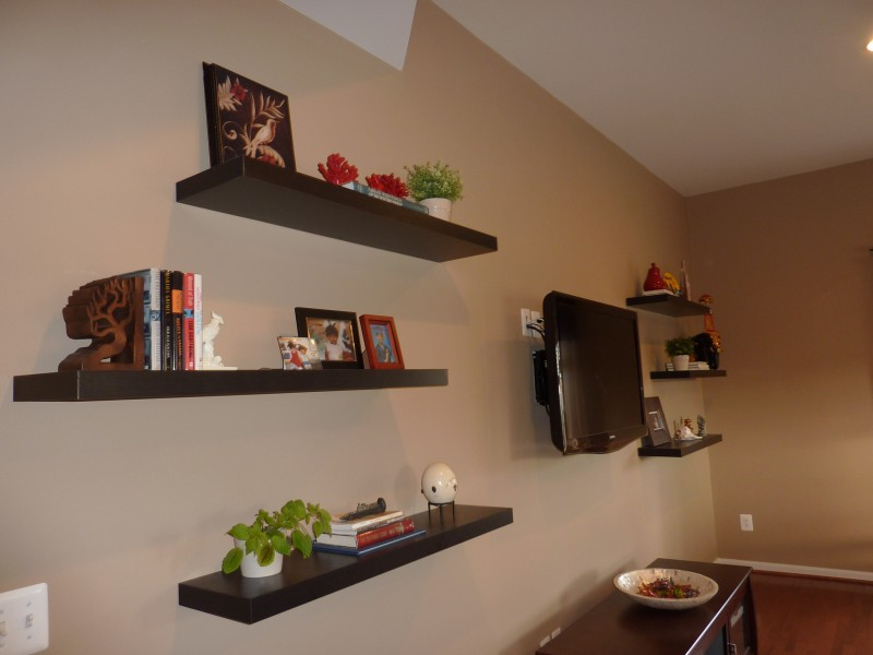 floating shelf 051 e