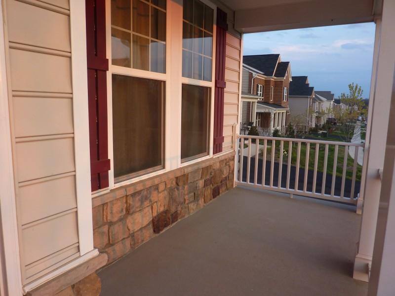Porch Redo