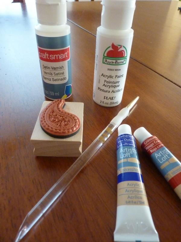 Paint & Paisleys