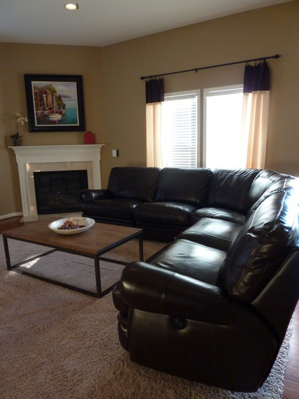 The Best Reclining Leather Sectional for a Family Room