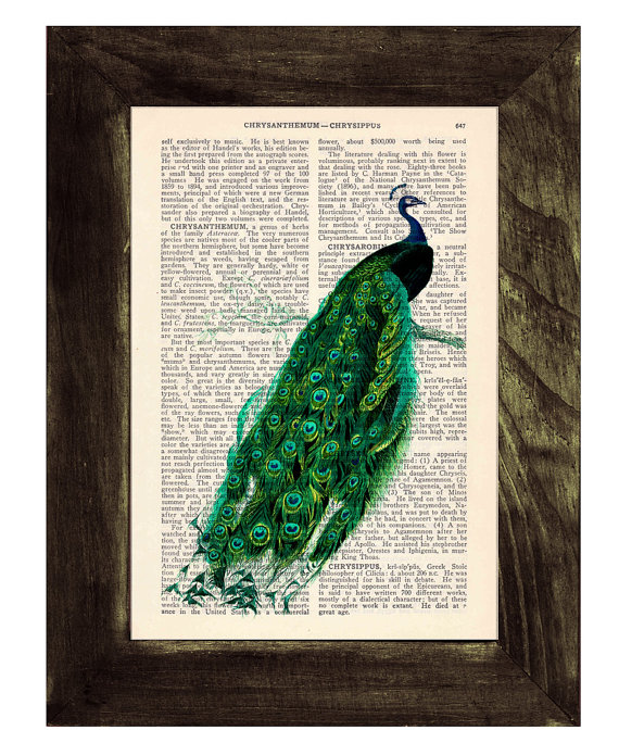 7 Ways to Add Peacock Designs in Home Decor