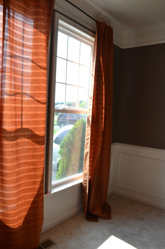 How to Hem Curtains the Easy Way