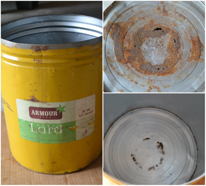 How to Make Vintage Pieces Rust Safe