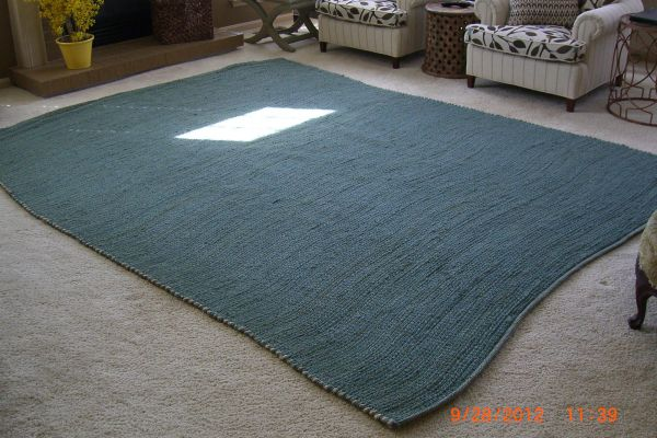 West Elm Desert Weave Rug