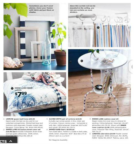 The IKEA Catalog
