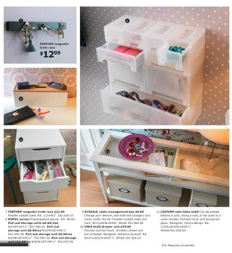 The IKEA Catalog