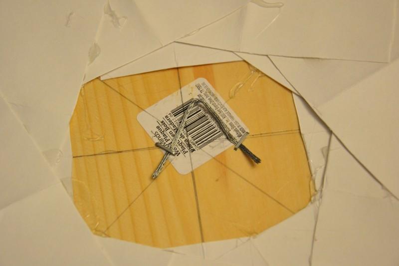 DIY Sunburst Mirror Tutorial