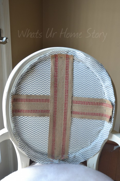 how to upholster a chair whats ur home story