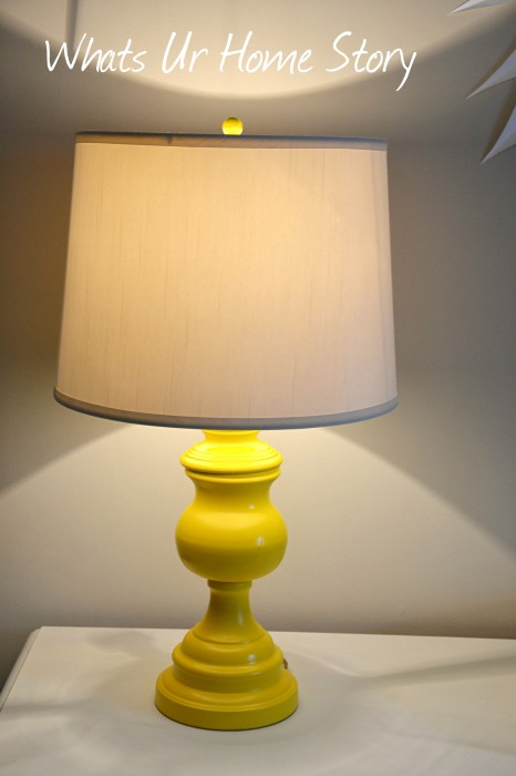 Thrift Store Lamp Makeover Whats Ur Home Story