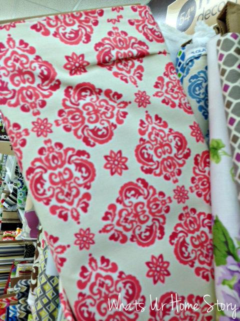 Window Shopping Fabrics