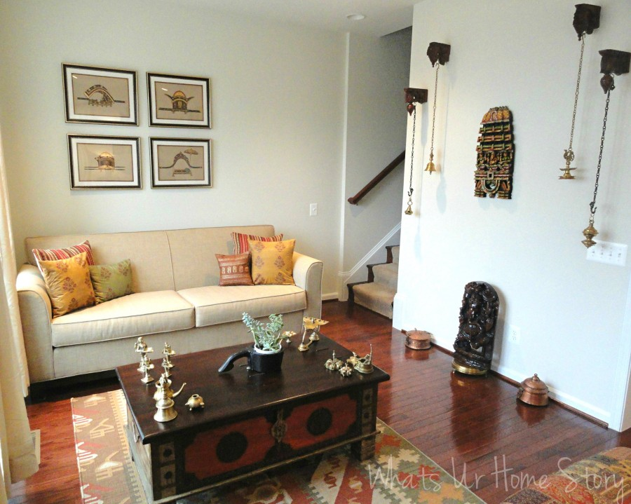 An Eclectic Indian Home Tour Whats Ur Home Story