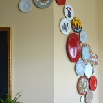 Decorative plate wall, decorating with plates, plate wall tutorial,Decorative plate wall, decorating with plates, DIY Plate Wall, Modern Plate wall, plate wall tutorial