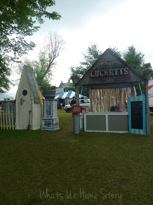 The Old Lucketts Store Spring Market