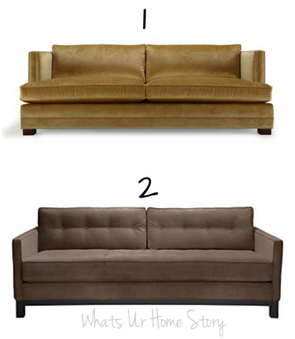Same Look 4 Less   Open Family Room Decorating