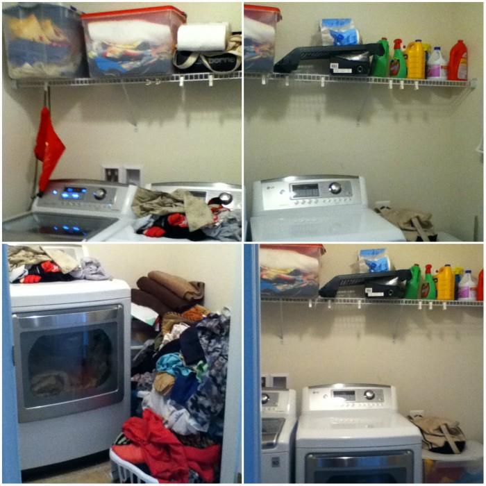 Laundry Woes   Organization
