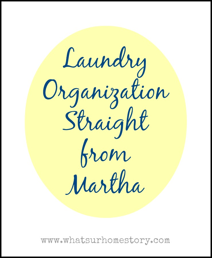 laundry tips, laundry organization tips