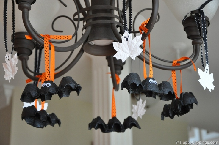 Last Minute Halloween Decor