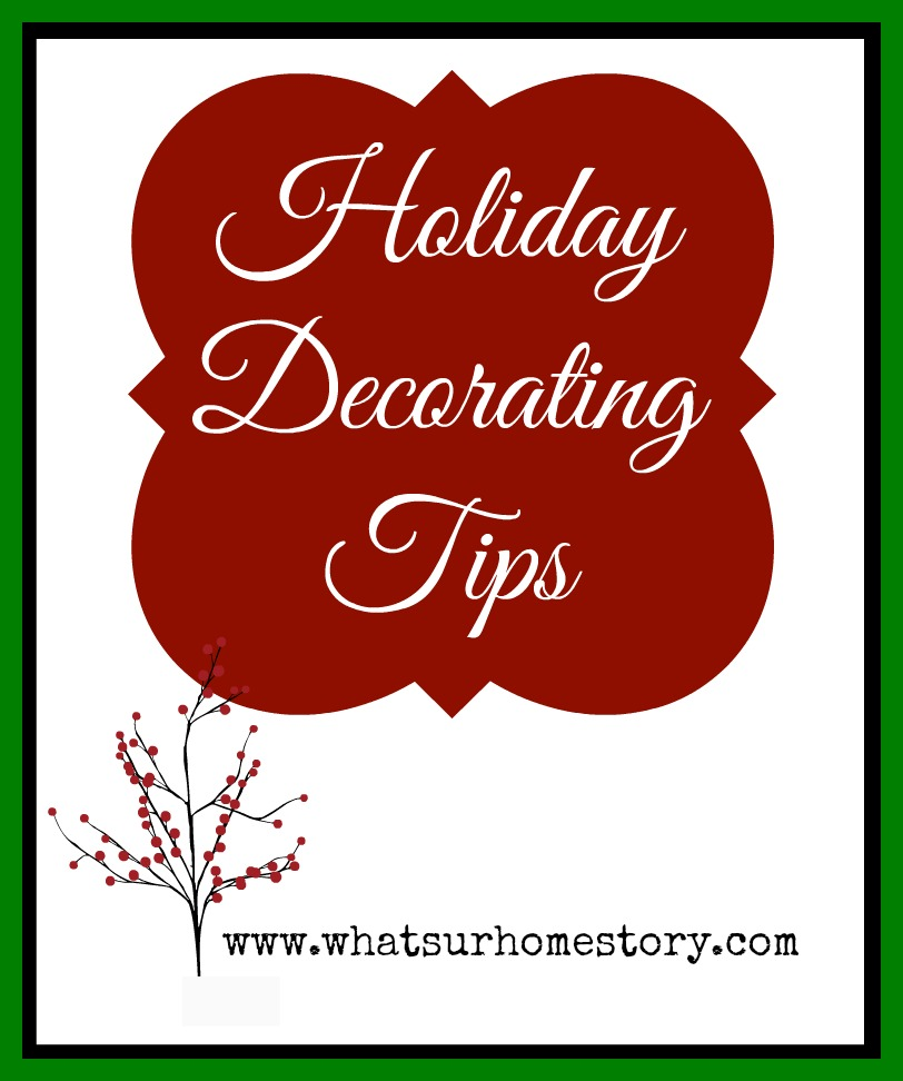 Holiday decorating tips,holidaydecoratingchecklist,simpleholidaydecor
