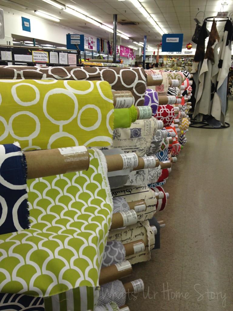 Fabrics Galore   Mary Jos Cloth Store