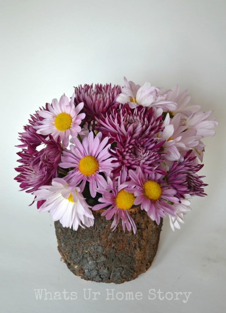 Simple Daisy Centerpiece