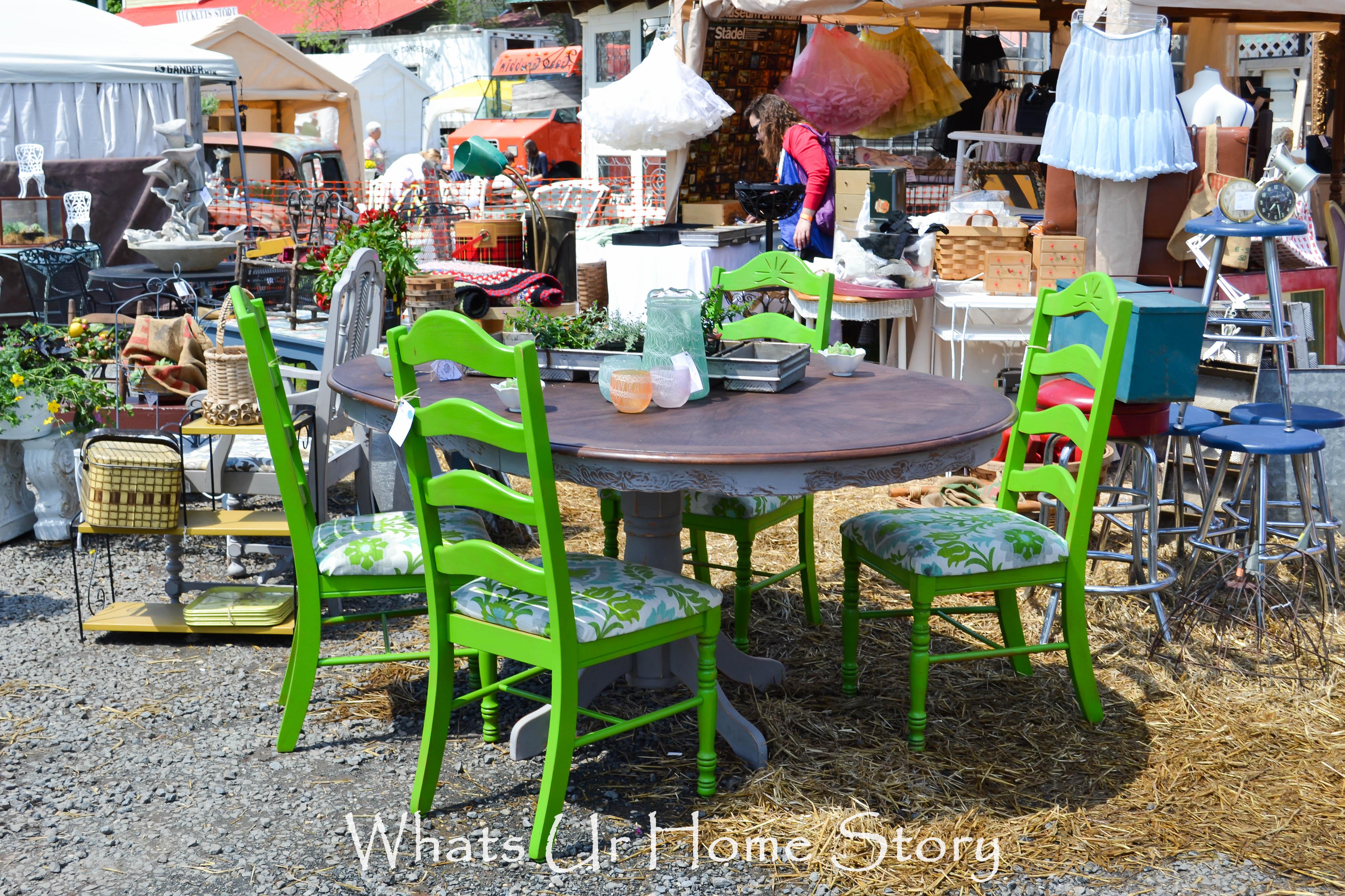 Lucketts Spring Market