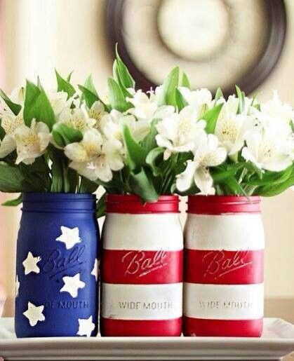 Simple & Easy Patriotic Decor