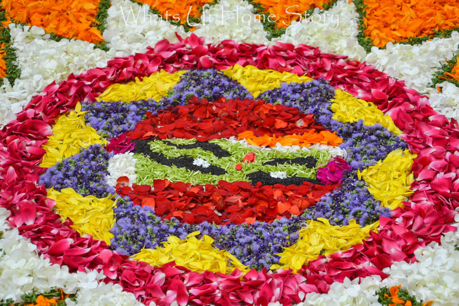 One More Onam Pookalam