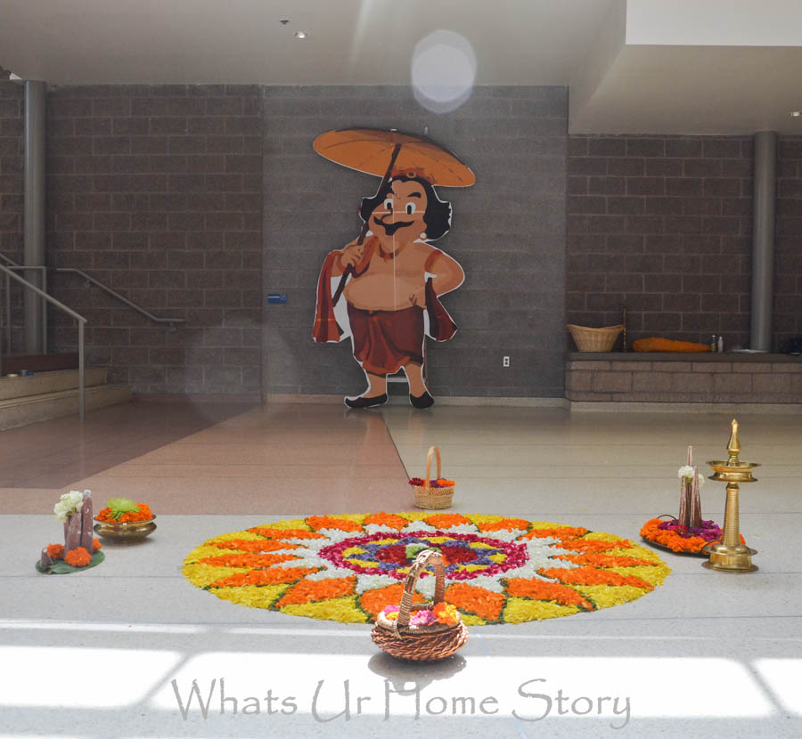 One More Onam Pookalam