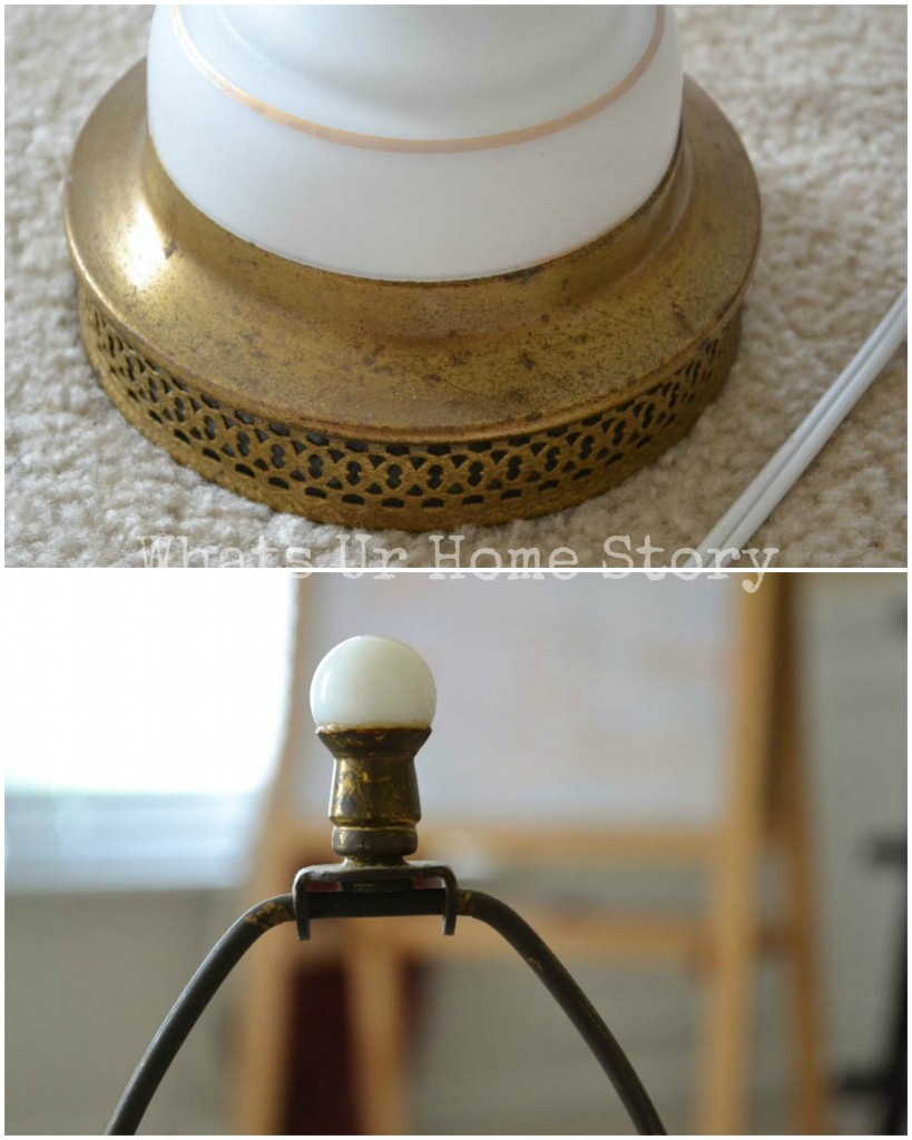 The Story of a $5 Lamp Base