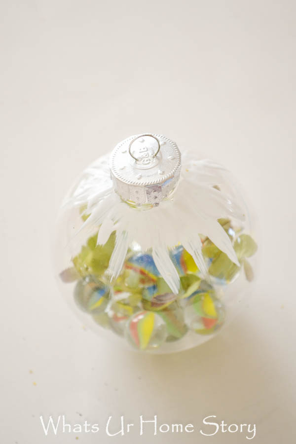 Marbles Ornament