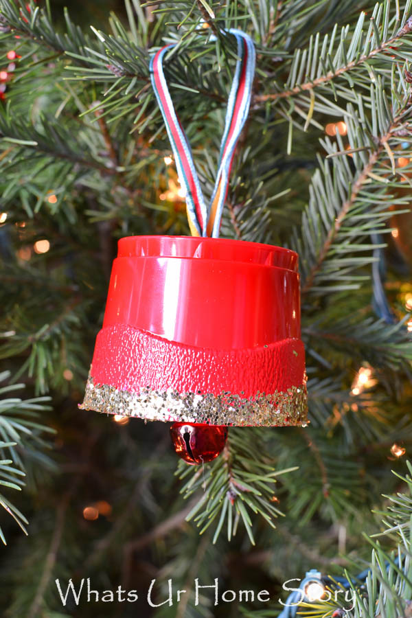 Holiday crafting with kids ornament storage whats ur