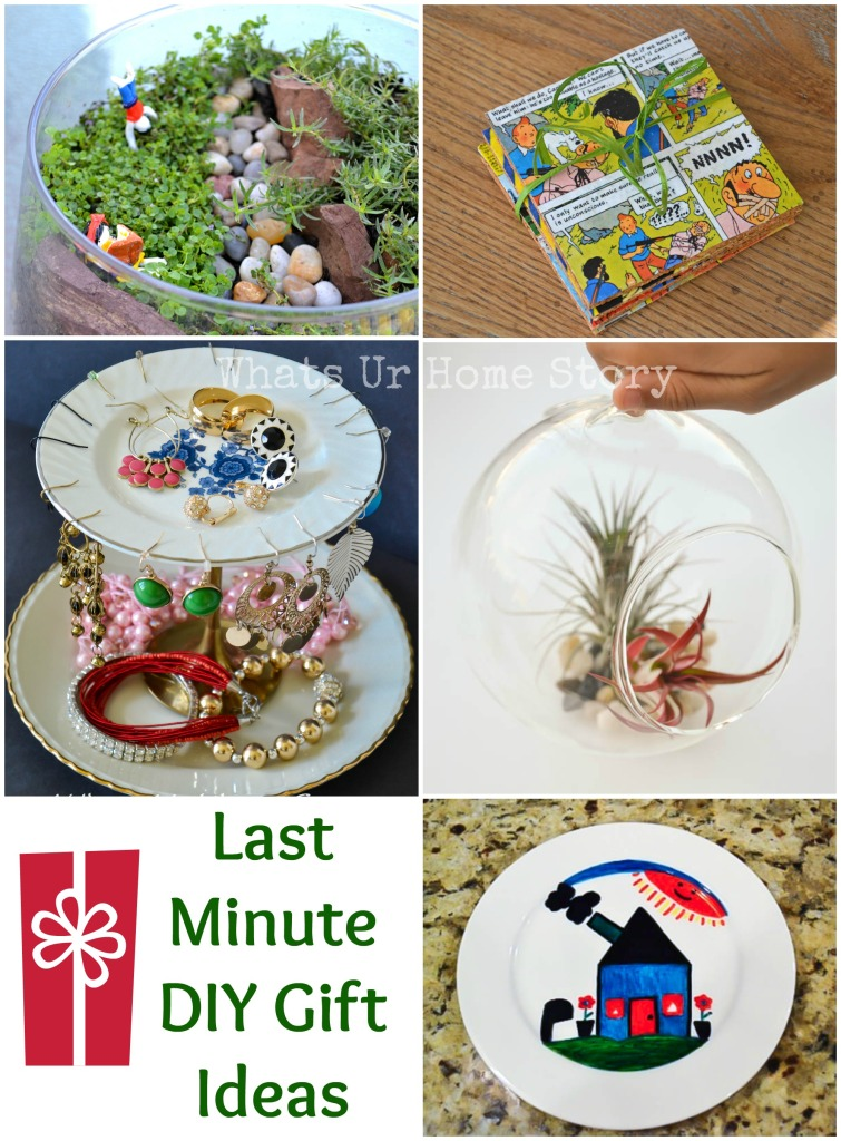 Last Minute Diy Gift Ideas A Cash Giveaway Whats Ur