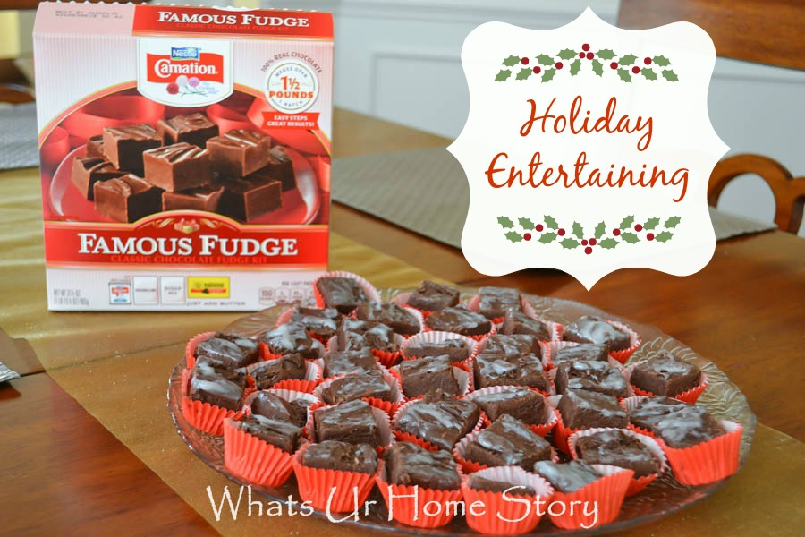 Holiday Entertaining + A Nestle Giveaway!