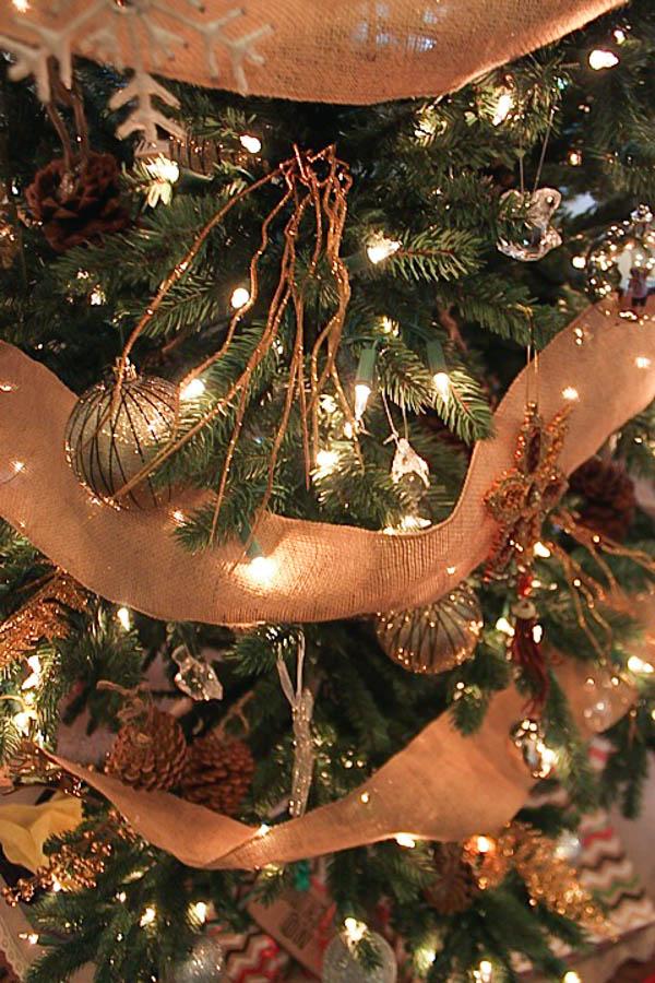 Reader Showcase Rustic Glam Christmas Home Tour