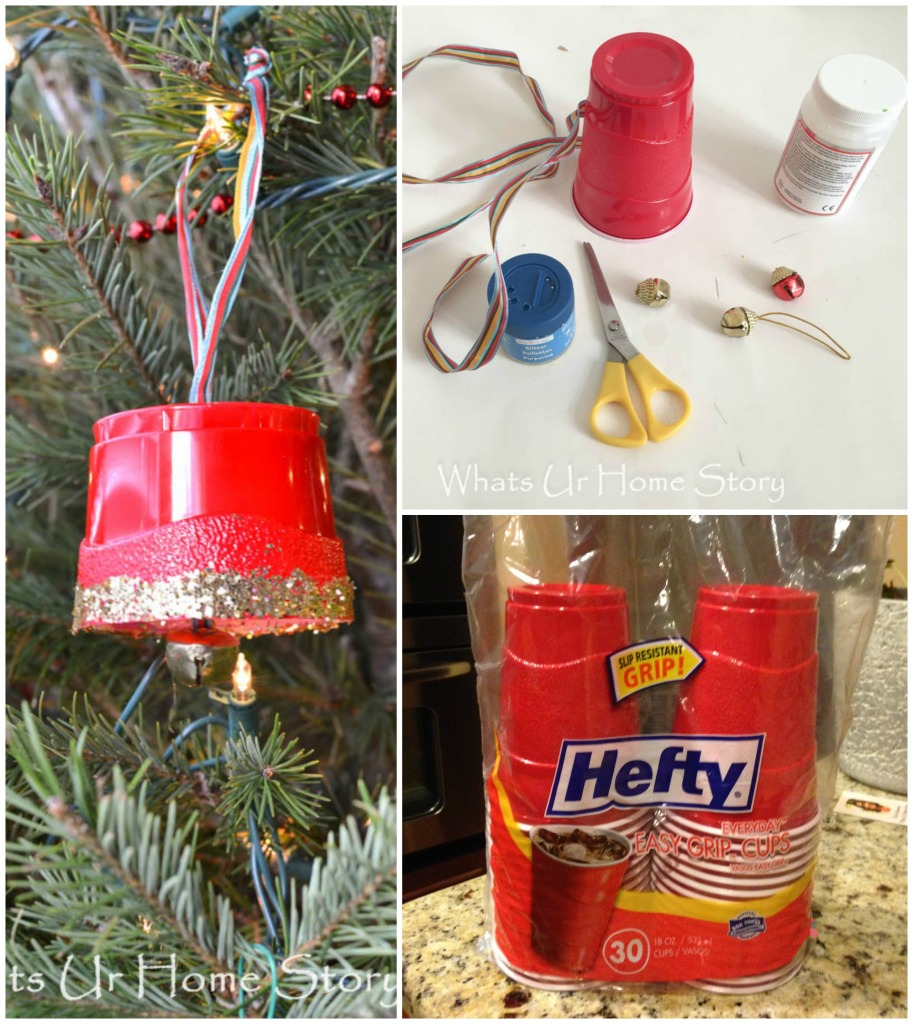 Holiday Crafting with Kids & Ornament Storage