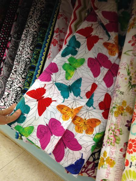 Fun Pattern Fabrics + A Cash Giveaway
