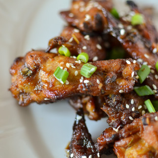 Easy Recipe for Sweet and Spicy Asian Chicken Wings