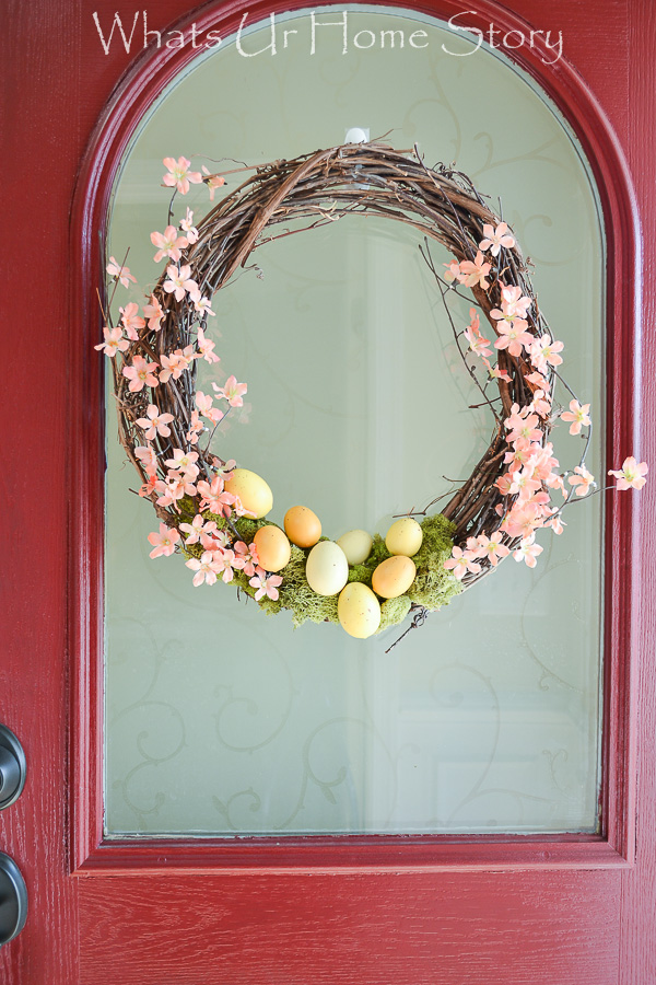 Quick & Easy Spring Wreath