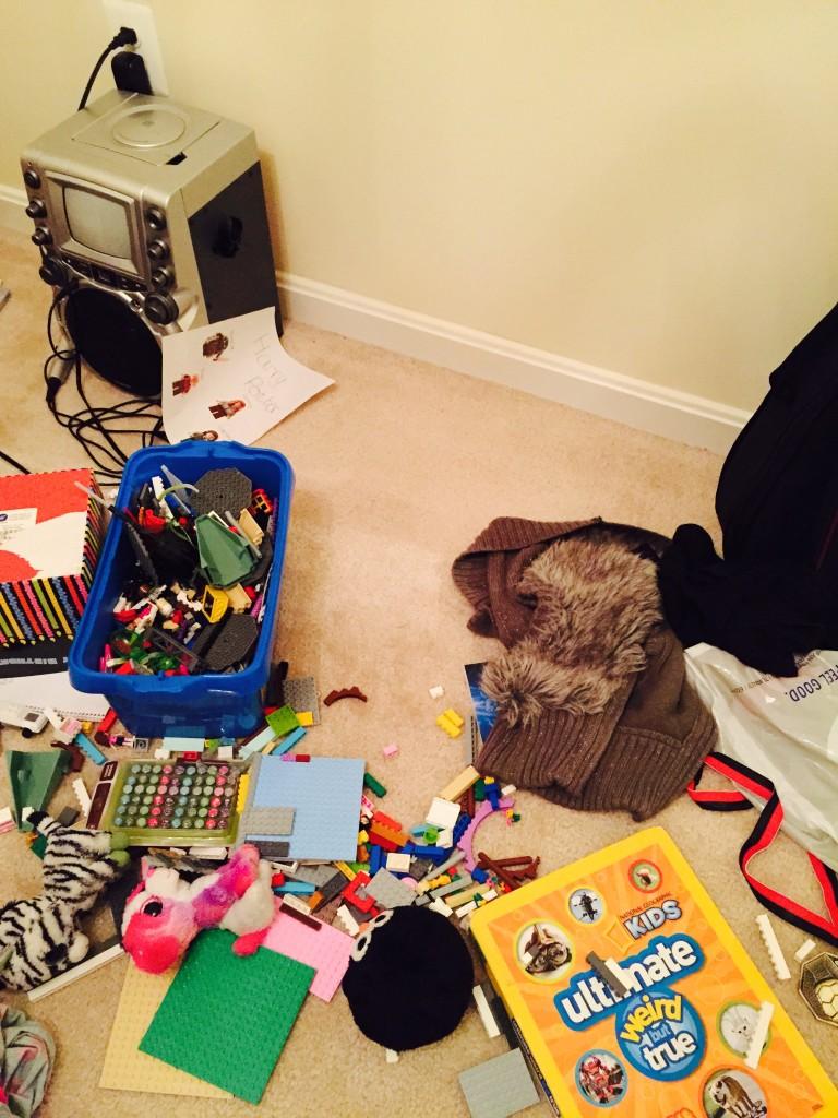 Eclectic Girls Room Progress