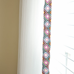 IKEA Lill curtains hack