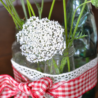 Queen Annes Lace arrangement