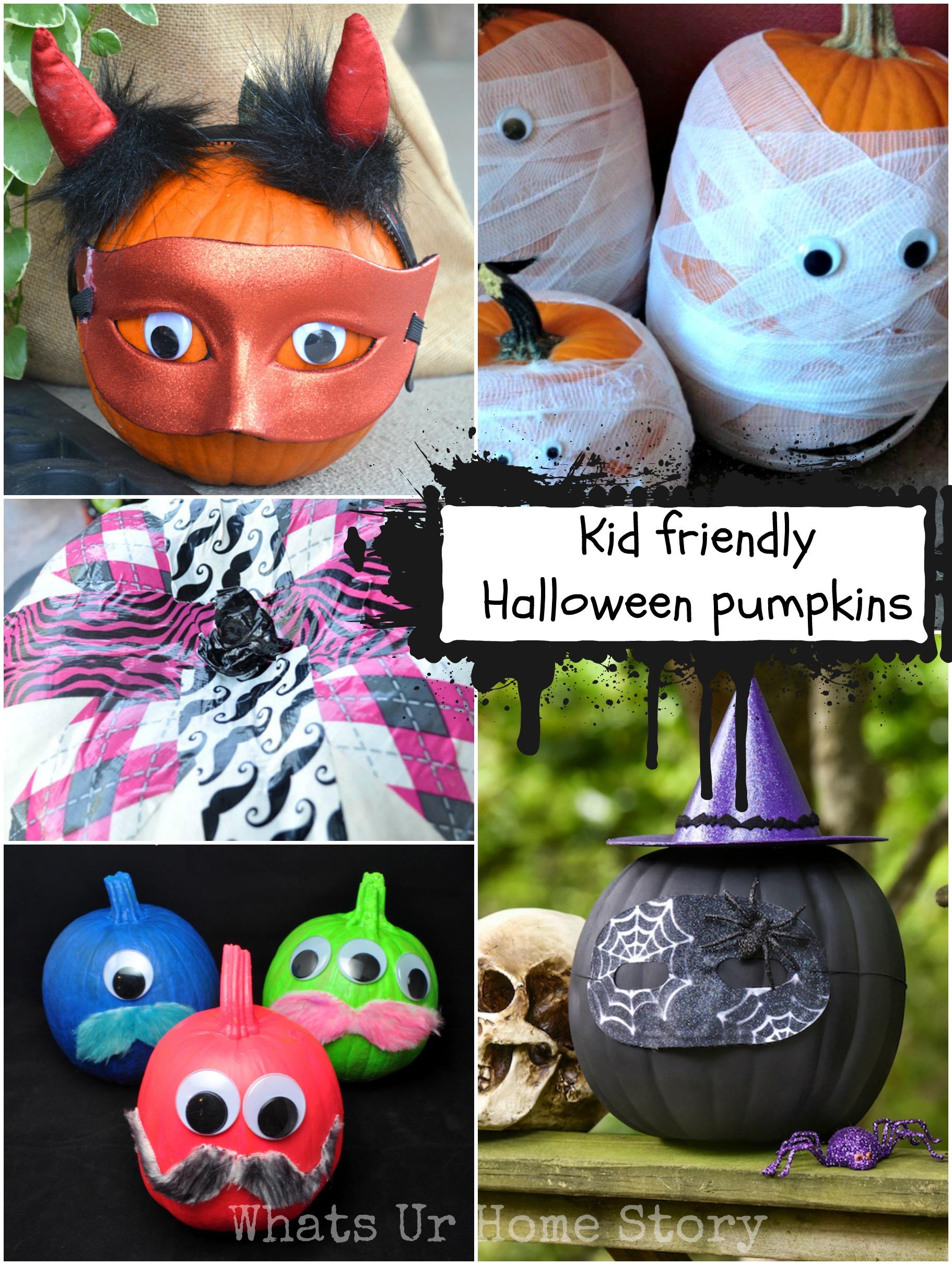 Kid friendly halloween decorating ideas Kid friendly home decor