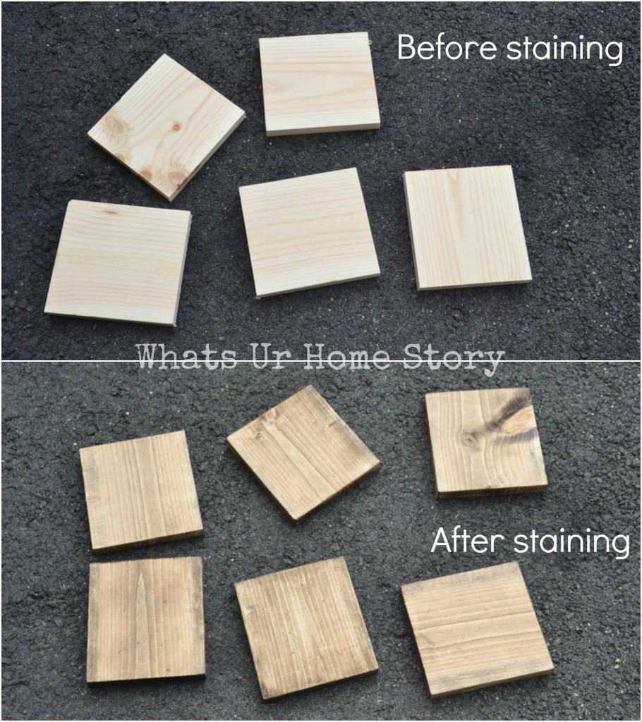 DIY Scrabble Tiles