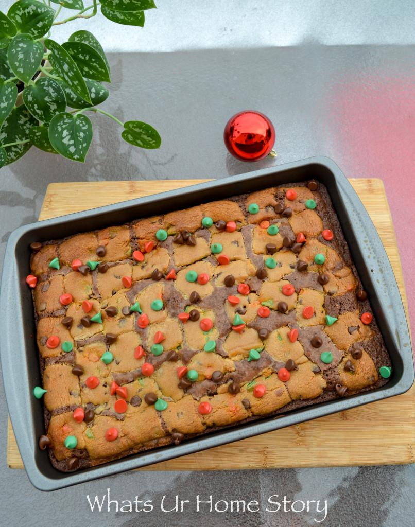 Brookie   The Must Make Holiday Dessert!