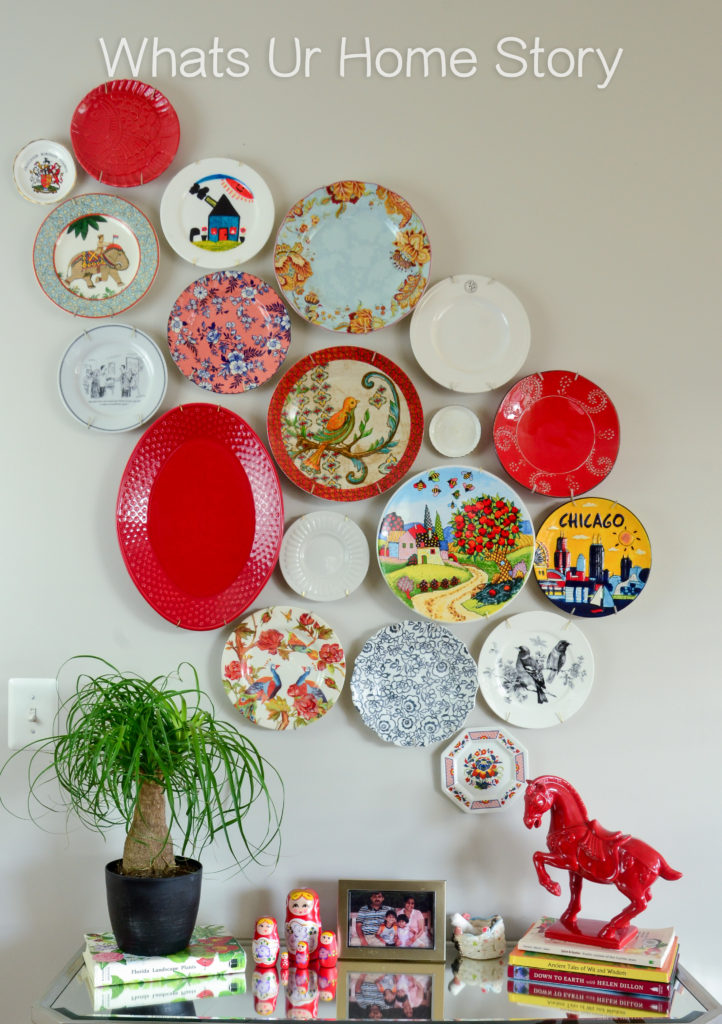 Plate Wall   New Look