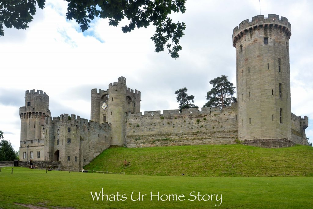 Our Trip to Warwick Castle