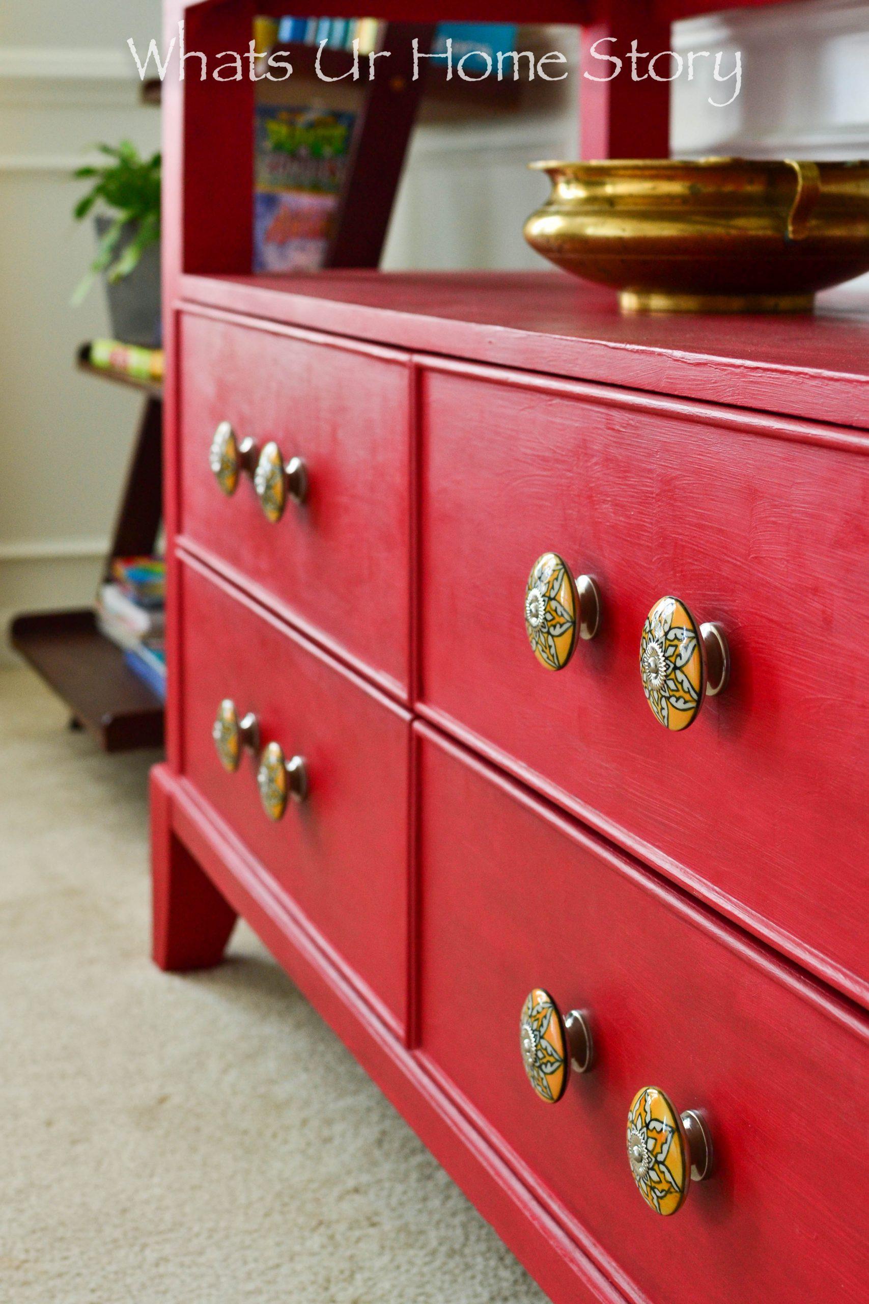 Annie Sloan Chalk Paint Dresser